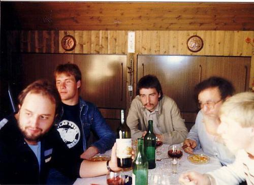 Abschluss Brunnersberg 1983 03 Photo 1983 22