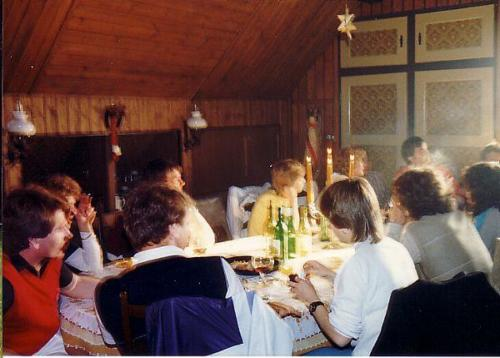 Abschluss Brunnersberg 1983 06 Photo 1983 25