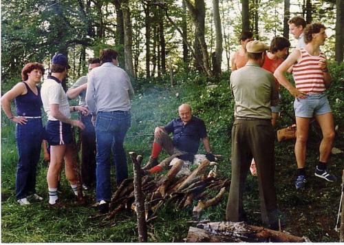 Ausflug Mieschegg 05 1983 Photo 1983 15