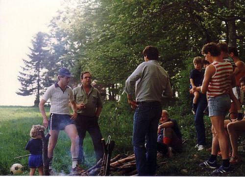 Ausflug Mieschegg 06 1983 Photo 1983 16