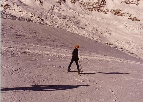 Saas-Fee 1981 Hugo Photo 1981 05
