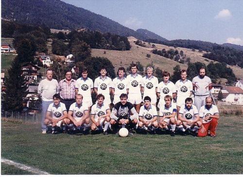 1.Mannschaft 1985 86 Photo 1985 17