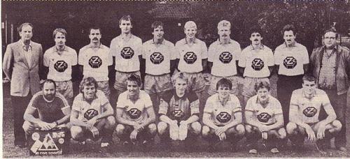 1.Mannschaft 1987 88 Photo 1987 03