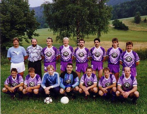 1.Mannschaft 2.Liga 1989 1990 Photo 1989 34