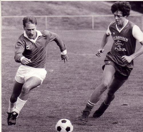 2.Liga Spiel Subi Wel Bujrkhalter Photo 1985 06