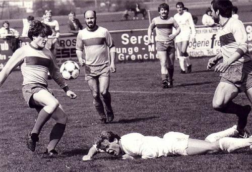 2.Liga Spiel Subi Wel Jakob Photo 1985 05