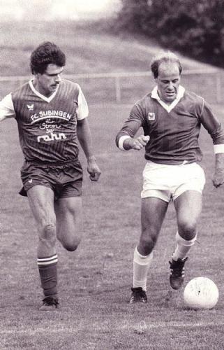 2.Liga Spiel Subi Wel Jakobi Photo 1985 11