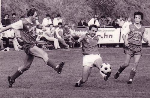 2.Liga Spiel Subi Wel Kobel Photo 1985 01