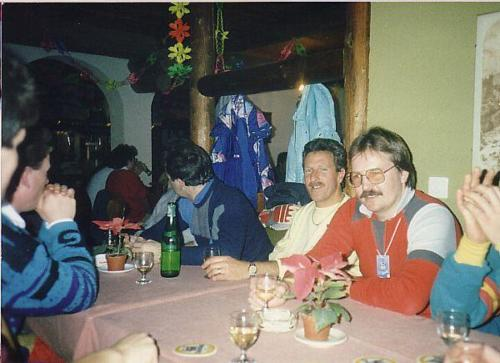 Saas-Fee 1990 25 Photo 1990 25