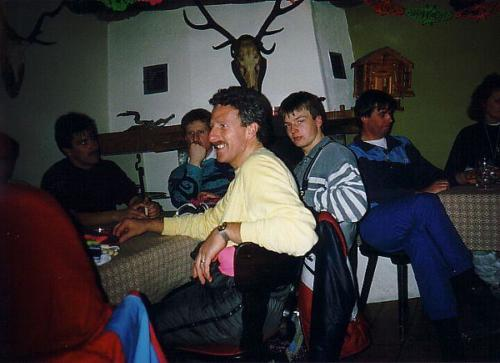 Saas-Fee 1990 26 Photo 1990 26
