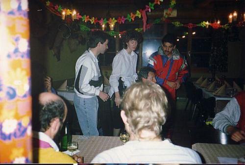 Saas-Fee 1990 28 Photo 1990 28