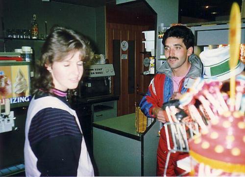 Saas-Fee 1990 31 Photo 1990 31