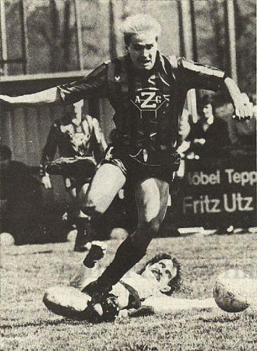 Spiel Oensingen Fink Saison 1993 Photo 1993 01