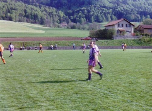 2.Ligaspiel 1990 1991 Photo 1991 09