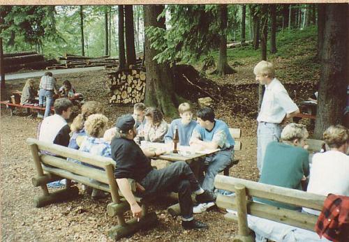 Abschluss Saison 1991 92 Photo 1991 14