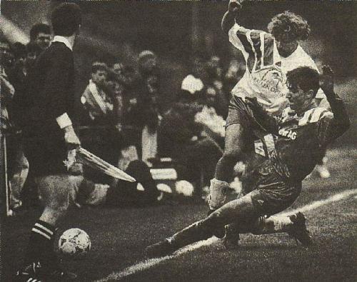 Match Mümliswil Kaufmann 1994 95 Photo 1995 06
