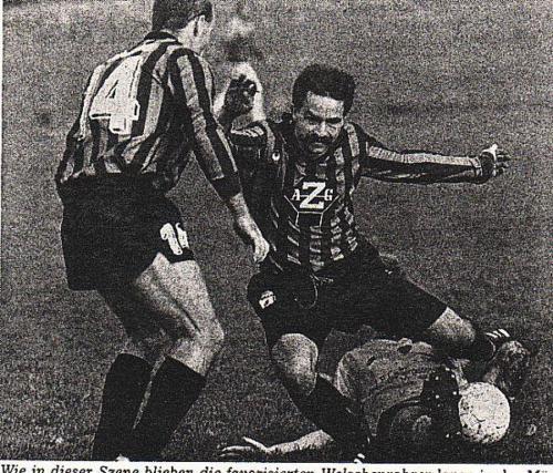 Match Mümliswil Kobel Photo 1991 16