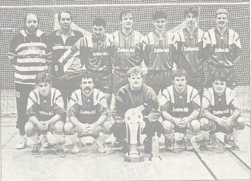 Sieger Hallenturnier Olten 1994 Photo 1994 09