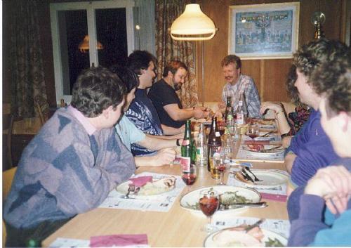 Vorstand Abschluss Malsen Photo 1991 02