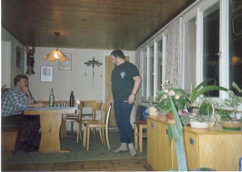 Vorstand Abschluss Malsen Photo 1991 03