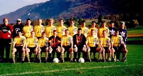 1. Mannschaft 1996 Photo 01