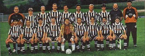 1. Mannschaft 1996 Photo 15