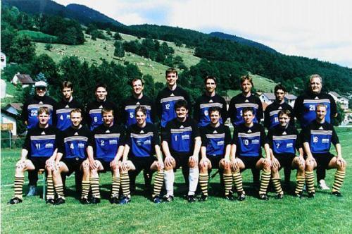 1. Mannschaft 1998 99 Photo 1998 01