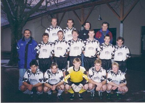2. Mannschaft Dez 1997 Photo 1998 01