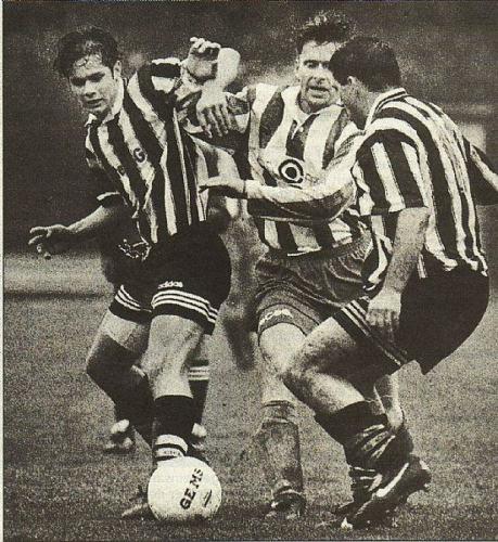 Match Wacker 1996 97 Photo 1996 11