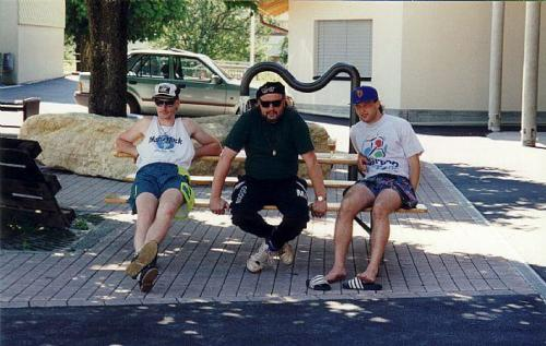 Trainingsweekend 1996 Photo 1996 30