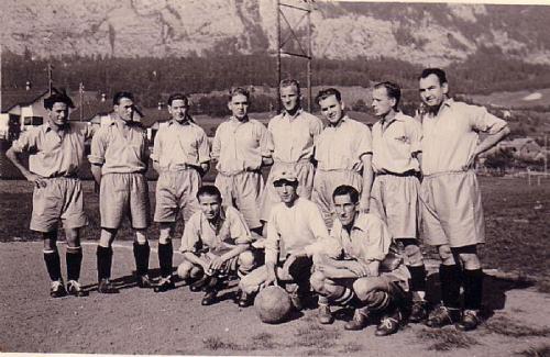 1.Mannschaft 1951 Photo 1951 10