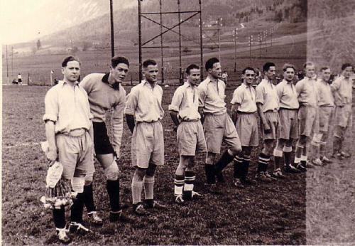 Aufstieg 4 3 Liga 1951 Photo 1951 02