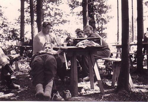 Ausflug 1951 Photo 1951 07