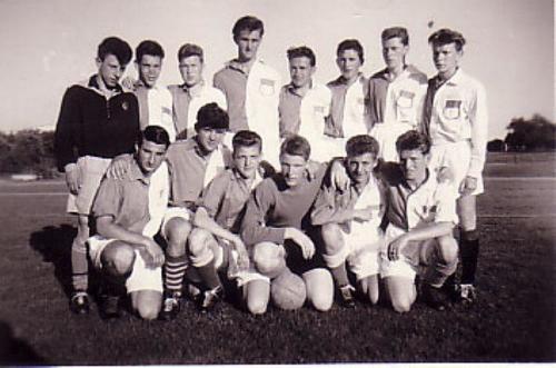 Mannschaft Magglingen 1957 Photo 1957 01