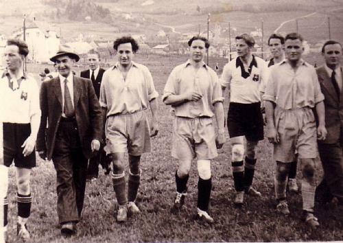 Spiel YBBS 1951 Photo 1951 11