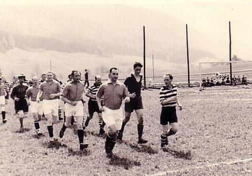 Spiel YBBS 1951 Photo 1951 03
