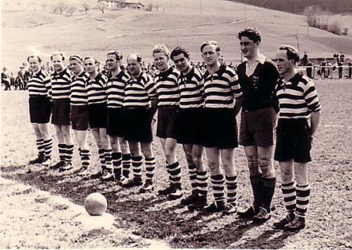 Spiel YBBS 1951 Photo 1951 04