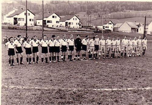 Spiel YBBS 1951 Photo 1951 06