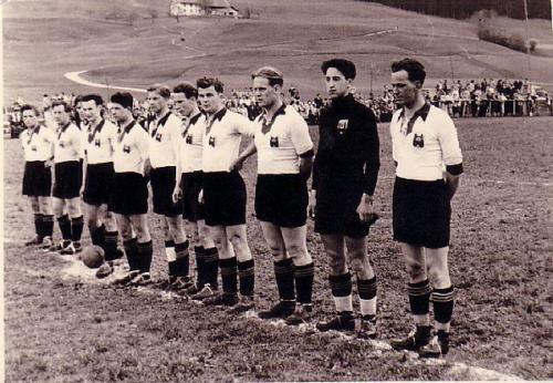 Spiel YBBS 1951 Photo 1951 08