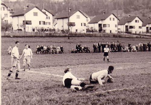 Spiel YBBS 1951 Photo 1951 09