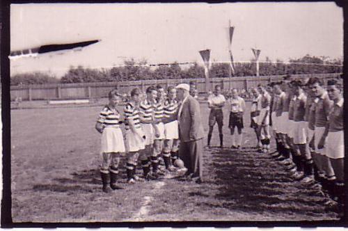 Spiel YBBS 1951 Photo 1951 10