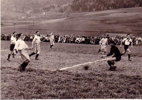 Spiel YBBS 1951 Photo 1951 12