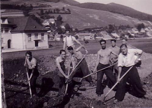 Arbeiten Anfang 30er Jahre Photo 30 04