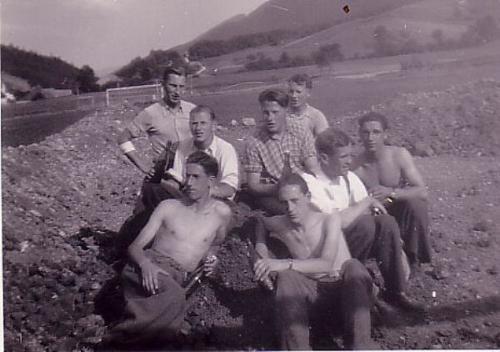 Arbeiten Anfang 30er Jahre Photo 30 05
