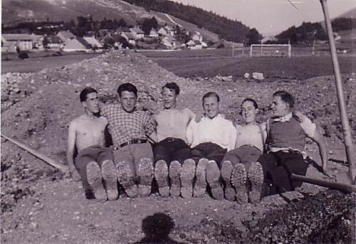 Arbeiten Anfang 30er Jahre Photo 30 07