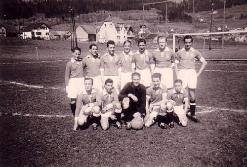 Mannschaft Herbst 1948 Photo 1948 01