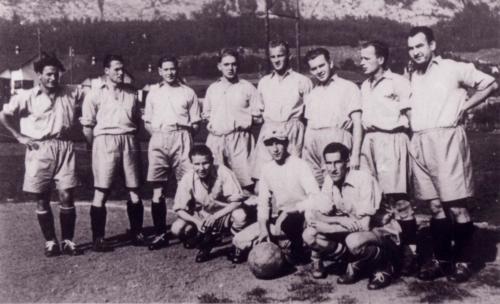 Mannschaftsneugründung 1945 Photo 1945 01