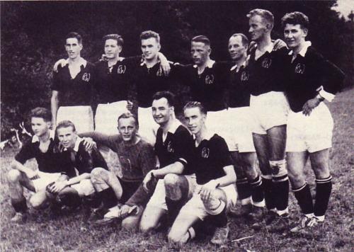 Mannschaftsneugründung 1945 Photo 1945 02
