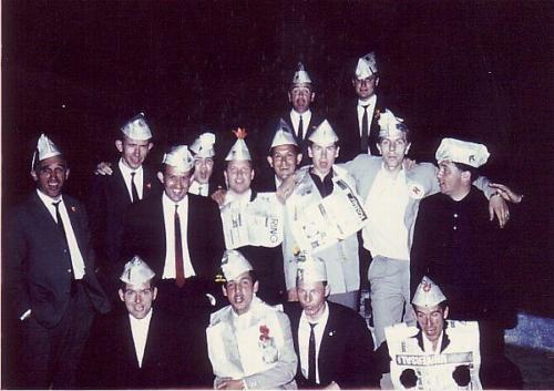 Aufstiegsfeier 1965 Nacht Photo 09
