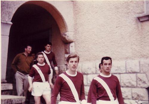 Aufstiegsfeier 1965 Nacht Photo 16